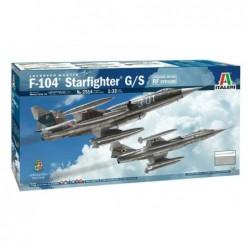 F-104 STARFIGHTER G/S -...
