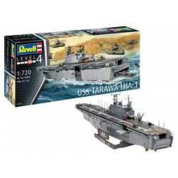 Assault Ship USS Tarawa...