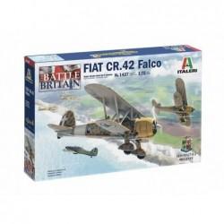 FIAT CR.42 Falco - Italery...